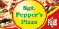 Sgt. Pepper's Pizza site